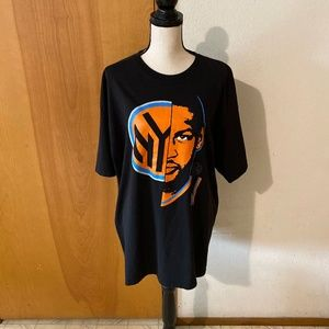 New York Knicks Jeremy Lin NBA Basketball Tee